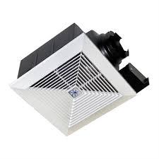 bathroom exhaust fan 50 cfm reversomatic sa 50d softaire extremely quiet ventilation fan 50 cfm
