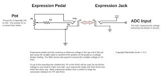 expression pedal u2013 repair and mods m audio ex p u2013 blackaddr audio