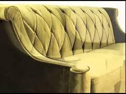 Armen Living Barrister Sofa by 3 Pc Barrister Green Velvet Sofa Set By Armen Living Youtube