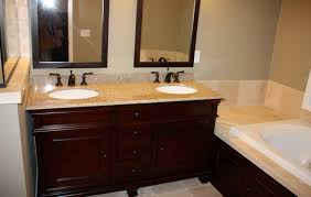 bath faucets and sink throughout his and hers bathroom sink