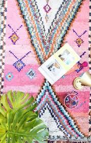 vintage moroccan boucherouite rug the juno the word
