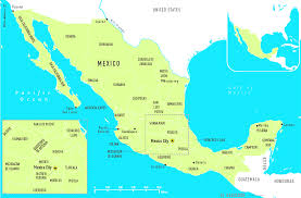 Map Of Cabo San Lucas Mexico by Dea Maps Of Mexican Cartels In The Us For Alluring Map Mexico And