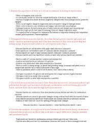 unit 1 specification qna odt allele zygosity