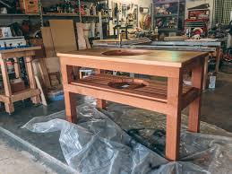 Big Green Egg Table Dimensions Inexpensive Strong Green Egg Table 4 Steps With Pictures