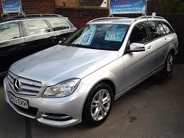 used mercedes benz c class manual for sale motors co uk