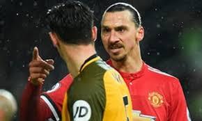 Zlatan Ibrahimovic Zlatan Ibrahimovic Can Leave This Season If He Wants Says José