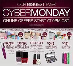 black friday ulta 2014 best cyber monday beauty deals 2014 all lacquered up