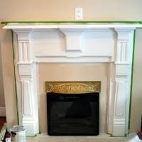 Paint Tile Fireplace by Accessories Comely Decoration Ideas With Painting Tile Around