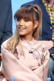 photos of arians hair ariana grande hair learn how to get her signature ponytail look
