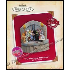 2004 i m melting melting the wizard of oz hallmark ornaments