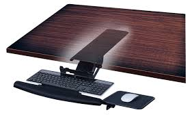 Computer Desk Without Keyboard Tray Keyboard Tray Roundup Comfort And Speed At Affordable Prices