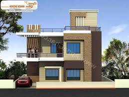 tagged elevation of duplex bungalow archives house design and