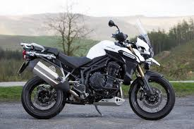 triumph tiger 1200 explorer 2016 on review mcn