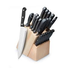 High Carbon Kitchen Knives by 21 Piece High Carbon Stainless Steel Knife Set Forthechef Com