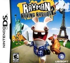 1657 rayman raving rabbids 2 nintendo ds nds rom download