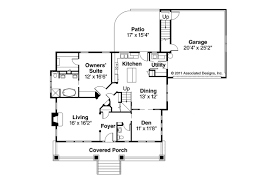 craftsman house plan carrington 30 360 1st floor plan craftsman