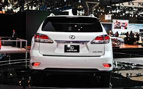 2013 lexus es300h youtube 2013 lexus rx 350 f sport 2012 new york auto show automobile