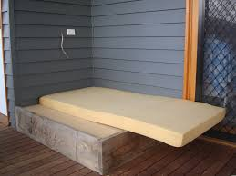 Daybed With Mattress Cushion Smooth Daybed Cushions For Comfortable Daybed Design