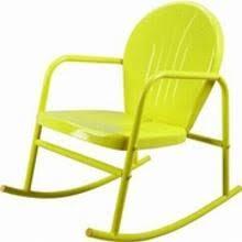 retro metal lawn chairs retro metal gliders retro metal tables