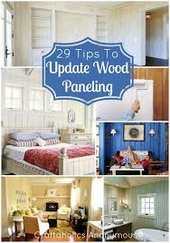 the 25 best wood paneling makeover ideas on pinterest paneling