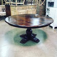 round pedestal table nadeau dallas