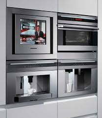 kitchen tv ideas 7 modern kitchen design trends stylishly incorporating tv sets