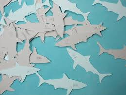 Homemade Party Decorations by Great White Shark Canvas Shelves Wooden Wall Decor Lamp Bedroom