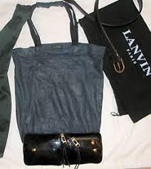prada pvc handbags bags for ebay the president wears prada bag of ebay