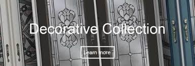 Exterior Glass Door Inserts Distinctive Glass Inserts Wrought Iron Decorative Glass Door