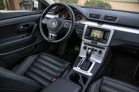 volkswagen atlas r line interior 2014 volkswagen cc 2 0t r line first test motor trend