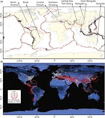 active tectonics earthquakes and palaeoseismicity in slowly