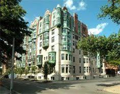 lobby of the barnes mansion condominiums in boston u0027s back bay
