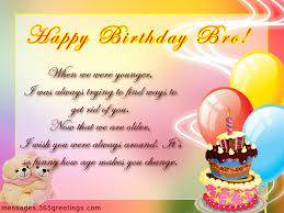 Quotes Birthday Birthday Wishes For Brother 365greetings Com