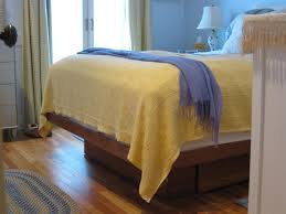 feng shui myth busting under bed storage open spaces feng shui drawers under a bed storing blankets quilts