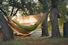 hammock camping 101