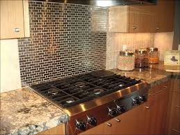 Kitchen Backsplash Stick On Peel N Stick Tile Self Adhesive Backsplash Tiles For Kitchen