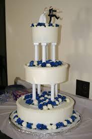wedding cake royal blue lemon cloud no bake icebox cake with cake ideas