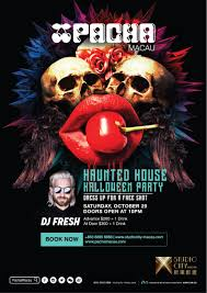 pacha macau haunted house halloween party u2013 asia music fest