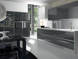 gloss grey kitchen cabinets grey kitchen cabinets with white