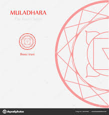 root chakra muladhara the root chakra which stands for basic trust u2014 stock