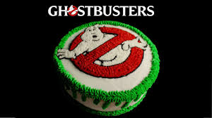 ghostbusters cake timelapse cake build youtube