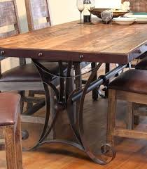 distressed round dining table distressed dining table stagebull com