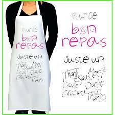 tablier homme cuisine tablier de cuisine humoristique tablier cuisine rigolo merci tablier