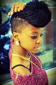 Half Shaved Hairstyles Girls by 64 Best Hair Styles Images On Pinterest Hairstyles Braids And