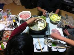 japanese restaurant cook at table let s nabe tofugu s guide to japanese pot cooking