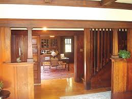 Craftsman Style Homes Interior 344 Best House Interiors Early 1900s Images On Pinterest