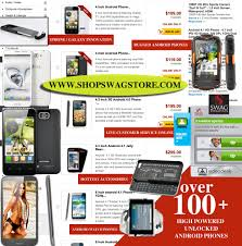 over 100 unlocked android phones ready for you shopswagstorecom