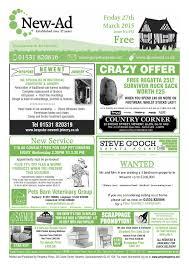 Pets Barn Hartpury New Ad 27 3 15 By Jane Dyer Issuu