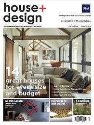 Home And Design Magazine Riai Launch Consumer Magazine House Design Architecture Ireland