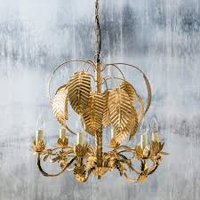 palm tree chandelier gold graham u0026 green gold metallic